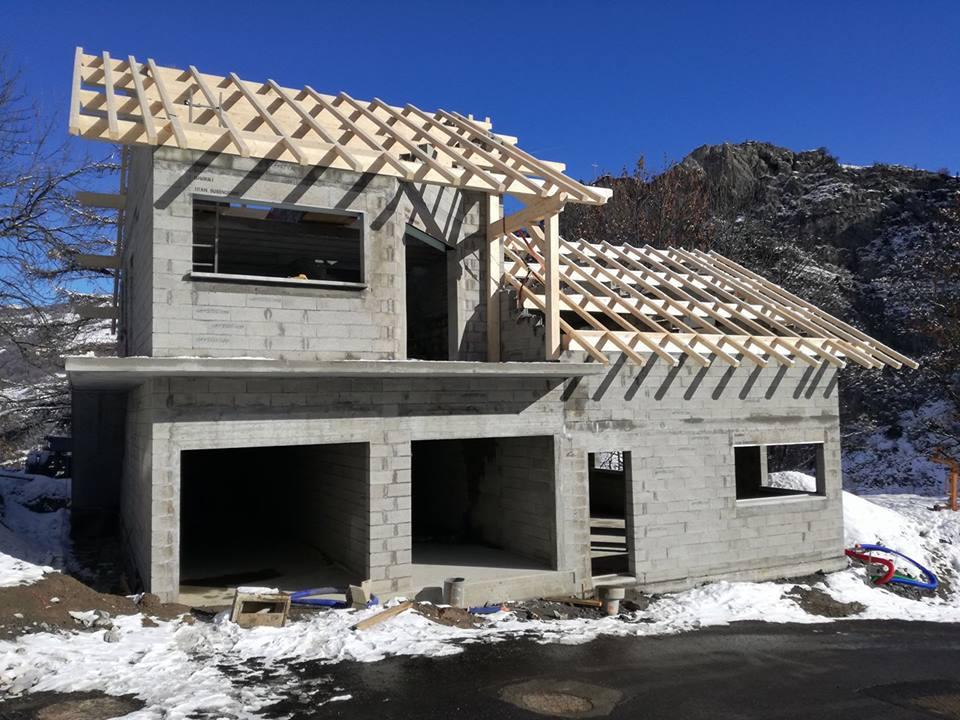 Construction de chalets d'alpage en Savoie (73) et Haute-Savoie (74)