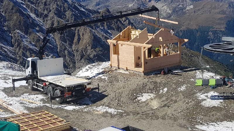 Rénovation de refuges en Savoie (73) et Haute-Savoie (74)